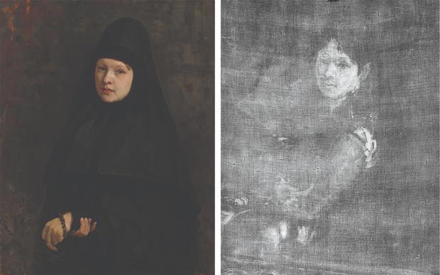 Фото №6 - 10 известных картин, под которыми скрываются совершенно другие произведения