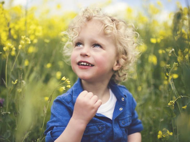 Фото №4 - Детские имена, которые приносят счастье