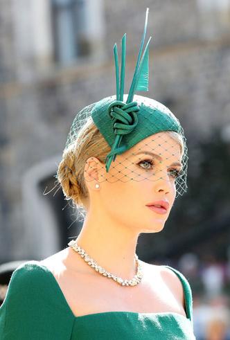 Фото №18 - 20 самых стильных гостей на свадьбе Меган Маркл и принца Гарри