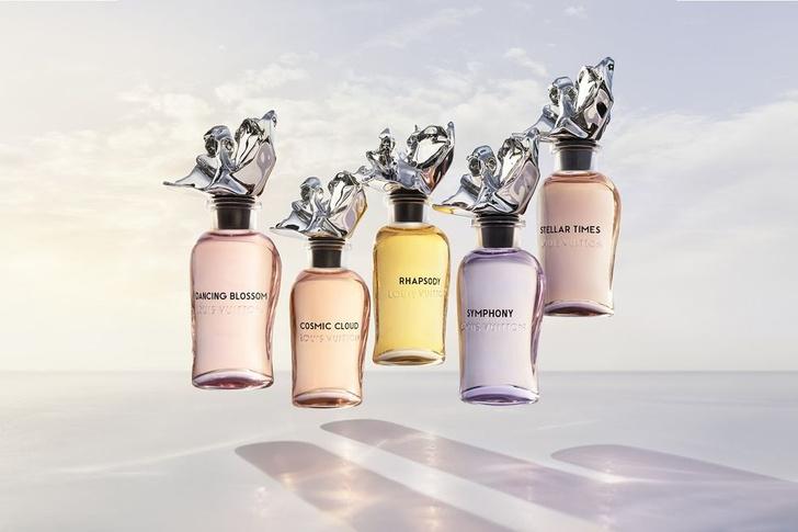 Фото №1 - Большой всплеск: флаконы Фрэнка Гери для ароматов Louis Vuitton