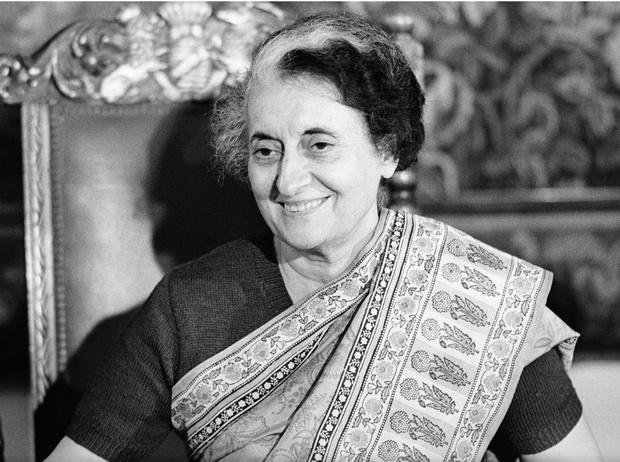 Фото №5 - Женщина тысячелетия: трагедии и победы Индиры Ганди – «железной леди» Индии