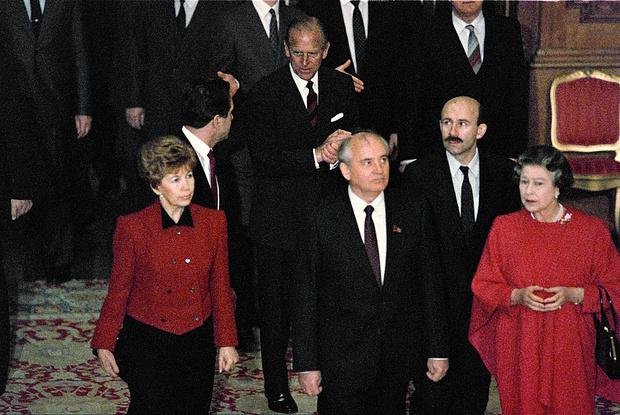 Фото №5 - Последний первый президент. Какой след оставил Михаил Горбачев в поп-культуре