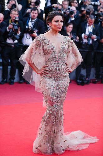 Фото №59 - Модные Канны-2017: Джордан Данн, Жасмин Сандерс и другие красавицы вечера премьер 22 мая