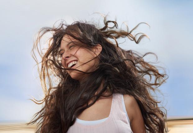 Как сделать легкие волны