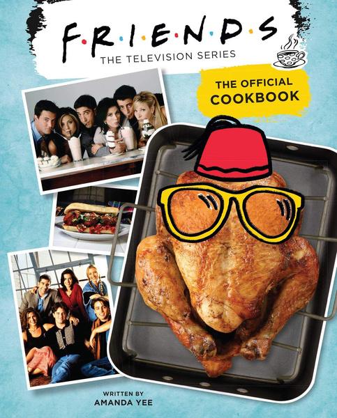 Фото №2 - «Друзья» выпустили кулинарную книгу с рецептами из сериала