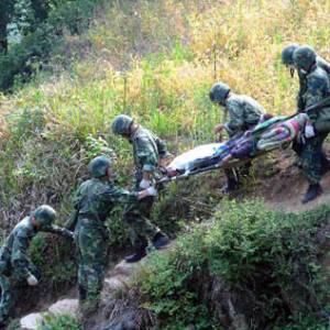 Фото №1 - Новое землетрясение в Китае