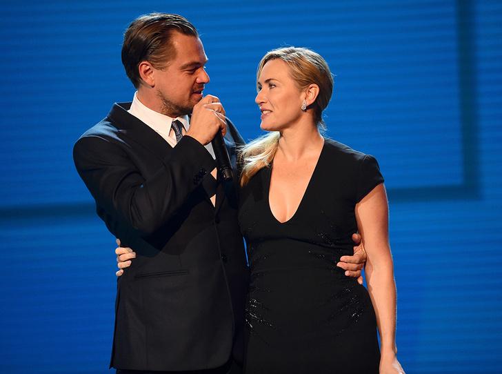 Фото №17 - Кейт Уинслет и Леонардо ДиКаприо: история самой крепкой голливудской дружбы