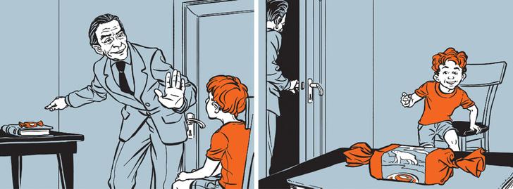 Фото №2 - Горькая правда: Когда у человека появляется совесть