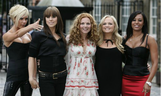 Фото №1 - Они возвращаются: на Олимпиаде в Лондоне выступит Spice Girls