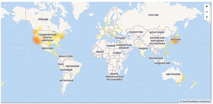 Фото №1 - Во всем мире сломался Google