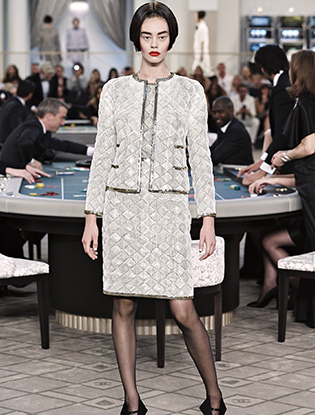 Фото №11 - Неделя Высокой моды в Париже: Chanel FW2015/16