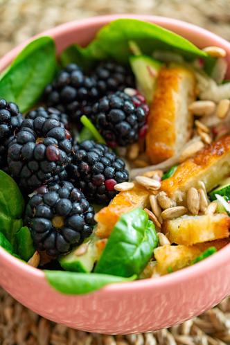 Фото №3 - Идеальный салат для тех, кто на ПП: как приготовить