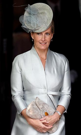 Фото №11 - Софи Уэссекская: как стать любимой невесткой Елизаветы II и иконой стиля одновременно