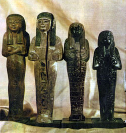 Фото №2 - О путешествии Ун-Амуна, работниках царства Осириса и двойнике души «Ка»