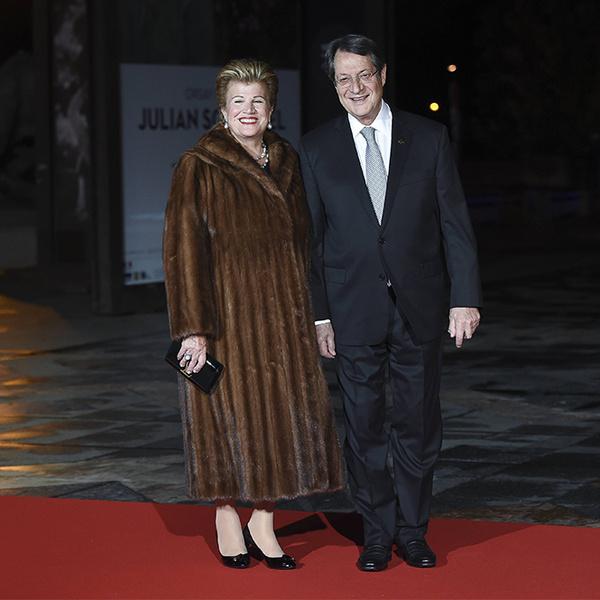 Фото №16 - Боги политического Олимпа: президенты и их жены на званом ужине в Париже