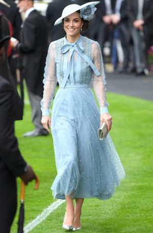 Фото №2 - Как герцогиня Кембриджская изменилась за последний год (и почему)