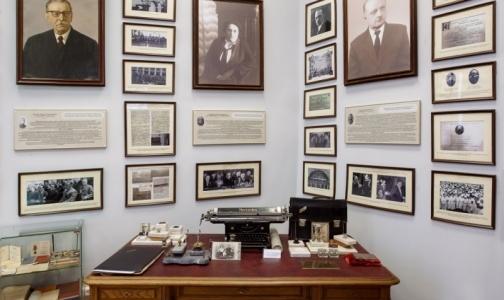 Фото №1 - Педиатрический университет создал веб-тур по своему музею