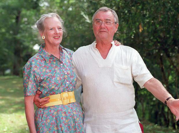 Фото №24 - Принц Хенрик и Королева Маргрете: история любви в фотографиях