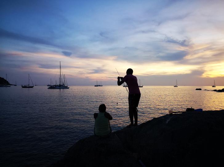 Фото №7 - Почему вам в отпуск нужен новый смартфон Huawei P20 Pro