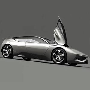 Фото №1 - Электромобиль из Италии