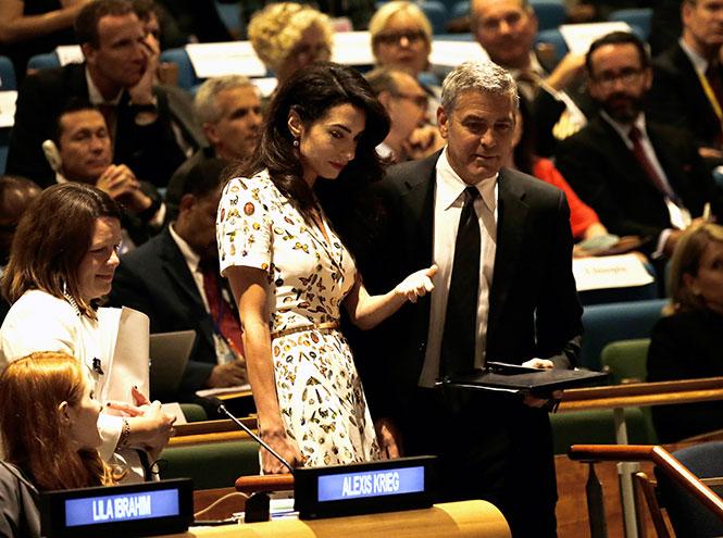 Фото №10 - Амаль Клуни: правозащитница, инфлюенсер, икона стиля