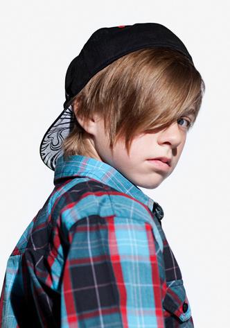 Фото №9 - Модные стрижки для мальчиков на лето-2020: фото
