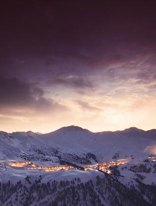 Фото №3 - Лыжная Весна в Савойских Альпах