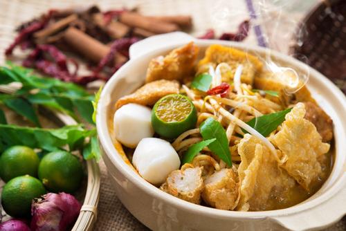 Фото №3 - Три блюда сингапурской кухни от шеф-повара