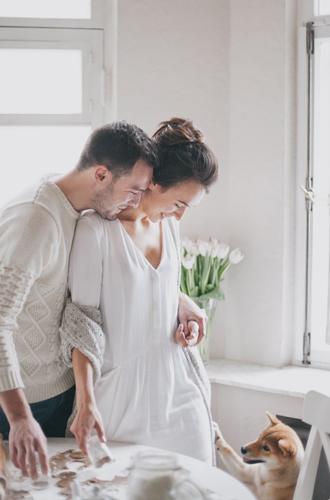 Фото №3 - И жили они долго и счастливо: как оставаться с мужем на одной волне