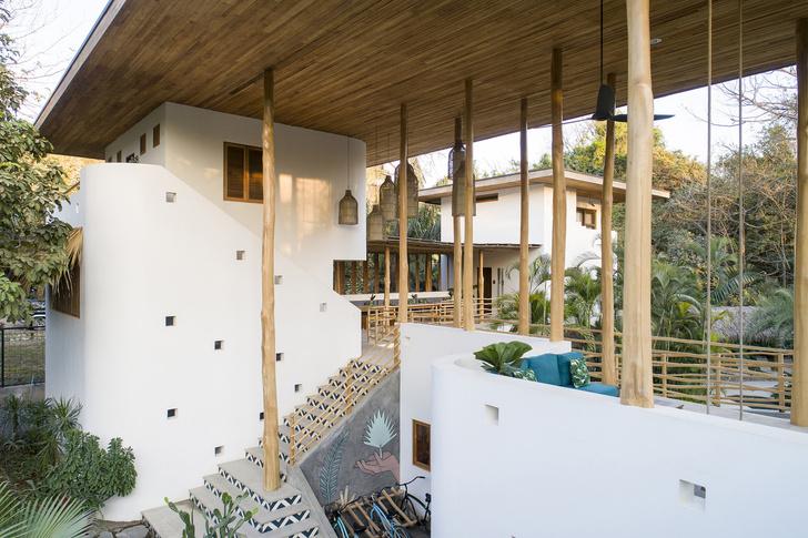 Фото №2 - Отель Nomadic на Коста-Рике от бюро Salagnac Arquitectos