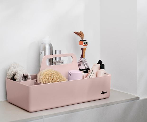 Фото №19 - Стильные аксессуары для хранения в ванной