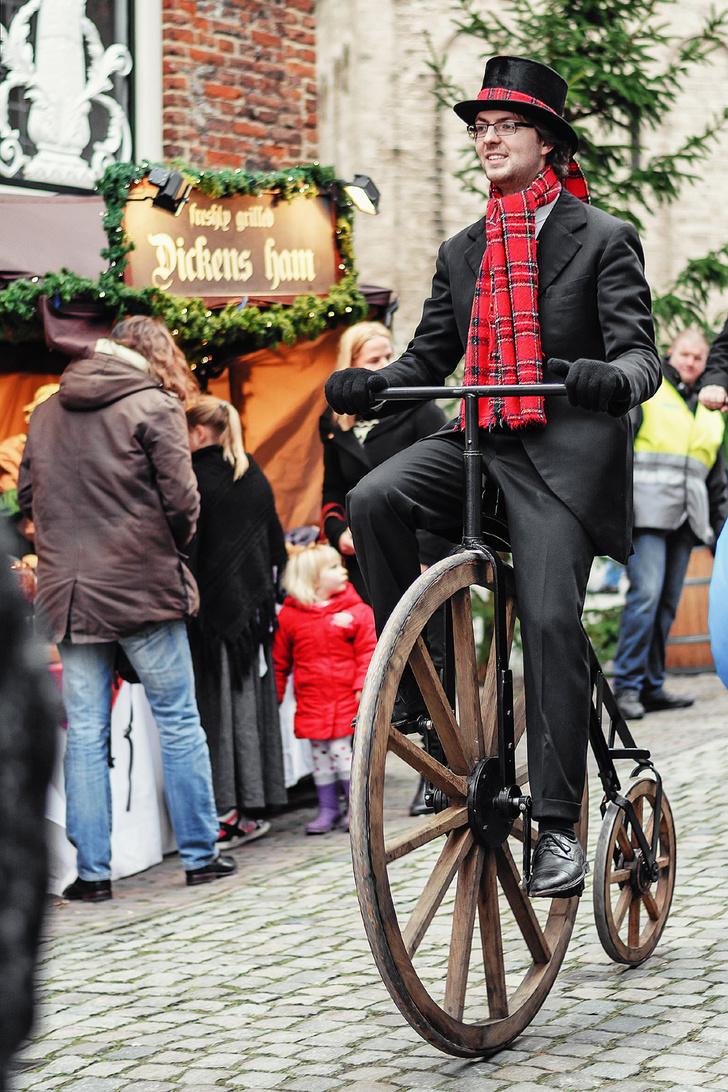 Фото №1 - Традиции: фестиваль Диккенса, Нидерланды