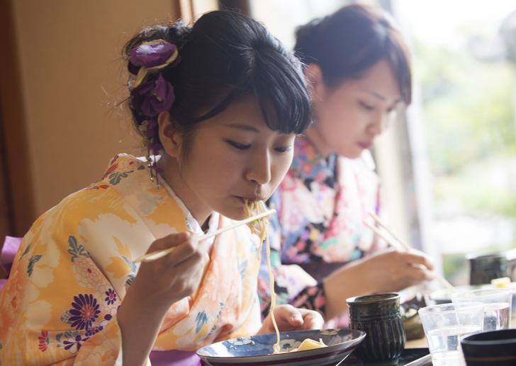 Фото №5 - Диета гейши: минус 5 кг за пять дней!