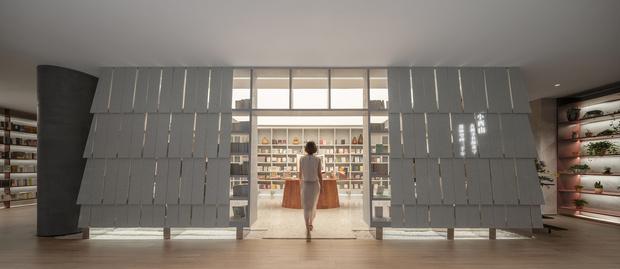Фото №5 - Концептуальный книжный магазин в Шанхае
