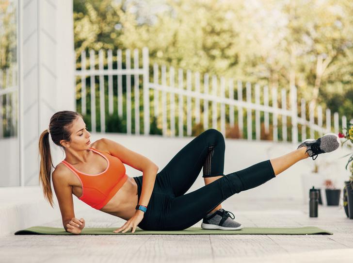 Фото №3 - Самые эффективные упражнения для внутренней поверхности бедра