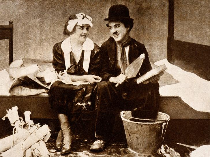 Фото №7 - Шесть женщин и одна единственная любовь Чарли Чаплина