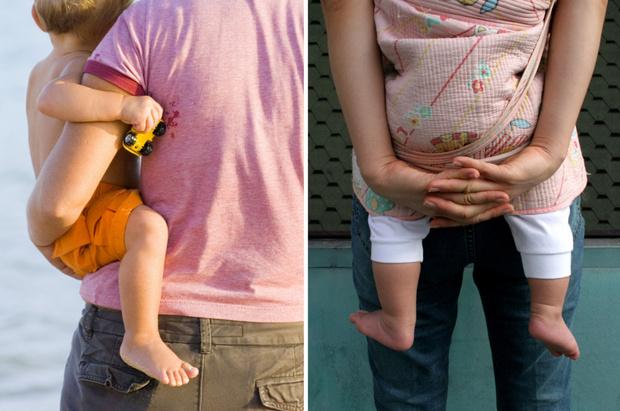Фото №2 - Дисплазия тазобедренных суставов у детей до года: помогут стремена и подгузники!