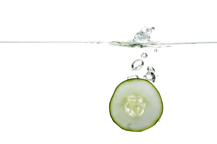 Фото №3 - H2O +1: вода с огурцом