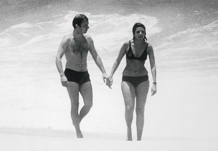 Фото №2 - Как обычный советский служащий женился на миллионерше Онассис