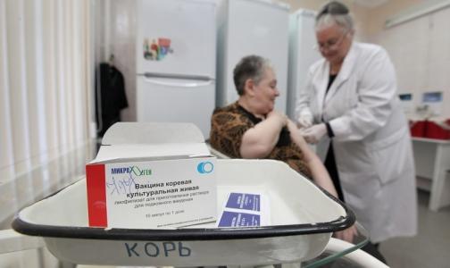 Фото №1 - Госпитализировать в больницы Петербурга без справки о вакцинации против кори запрещено