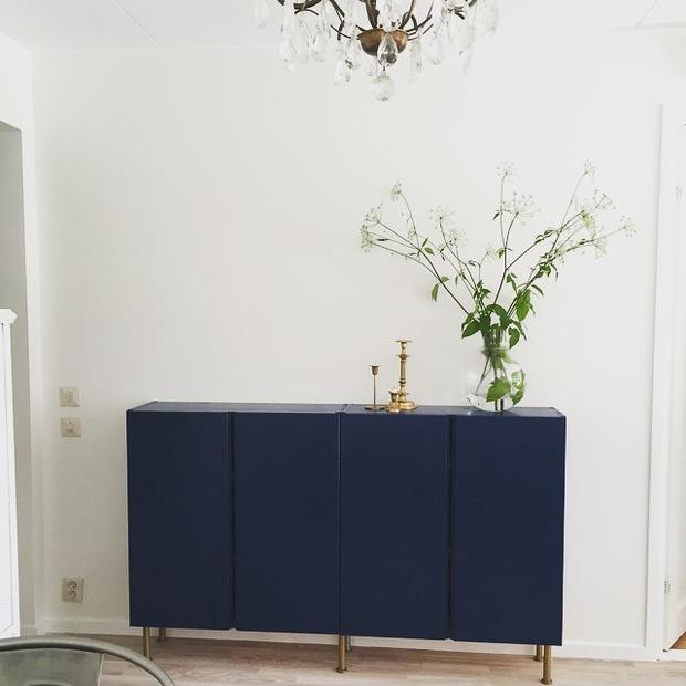 Фото №17 - Три товарища: новый стильный облик старых шкафов ИКЕА