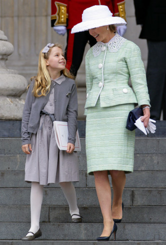 Фото №4 - Внучка принцессы-бунтарки и любимица Королевы: леди Маргарита Армстронг-Джонс