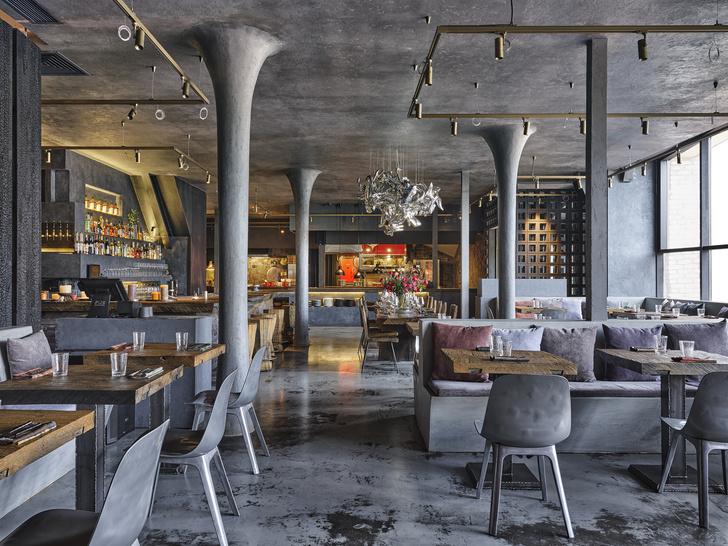 Фото №2 - Модное место: ресторан «Жирок» по проекту NB-Studio