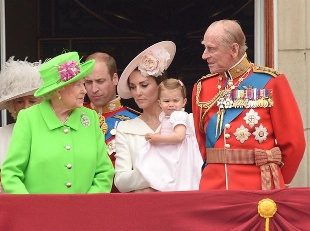 Фото №2 - Особая связь: почему Кейт называют наследницей принца Филиппа