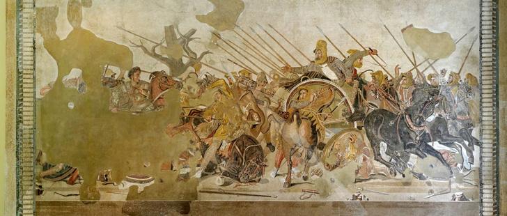 Фото №1 - В Израиле нашли древнюю базу персидского царя