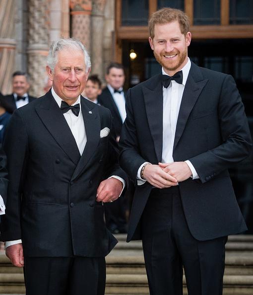 Фото №1 - Принц Гарри написал письмо отцу, принцу Чарльзу. В нем он пытается оправдаться за свое интервью Опре