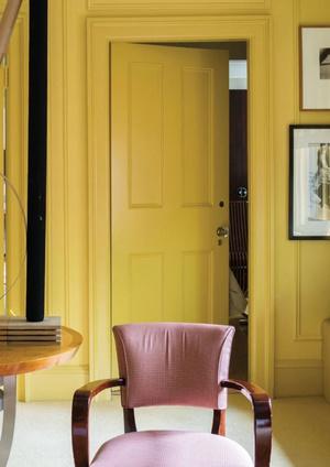Фото №15 - Красим стены в желтый: 6 секретов солнечного интерьера