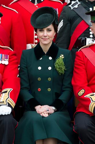 Фото №3 - Не дождетесь: герцогиня Кембриджская в отличном настроении