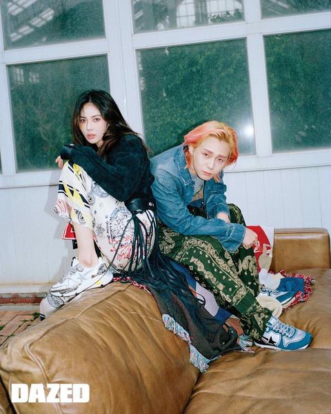 Фото №1 - Iconic Couple: 4 причины, почему Идон и Хёна лучшая к-поп пара ever