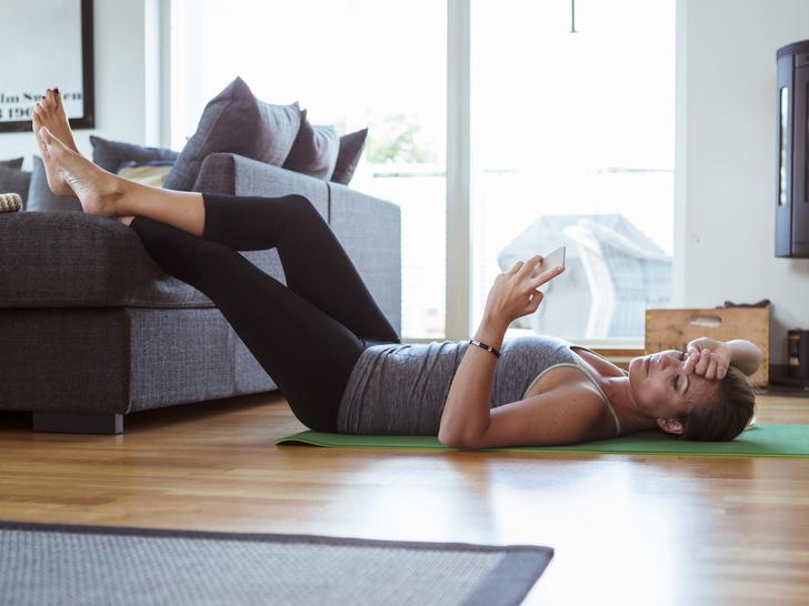 Фото №2 - Опасный фитнес: 8 признаков того, что вы тренируетесь слишком много